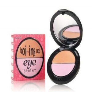 NEW Benefit Cosmetics Boi-ing 02 Eye Bright Duo
